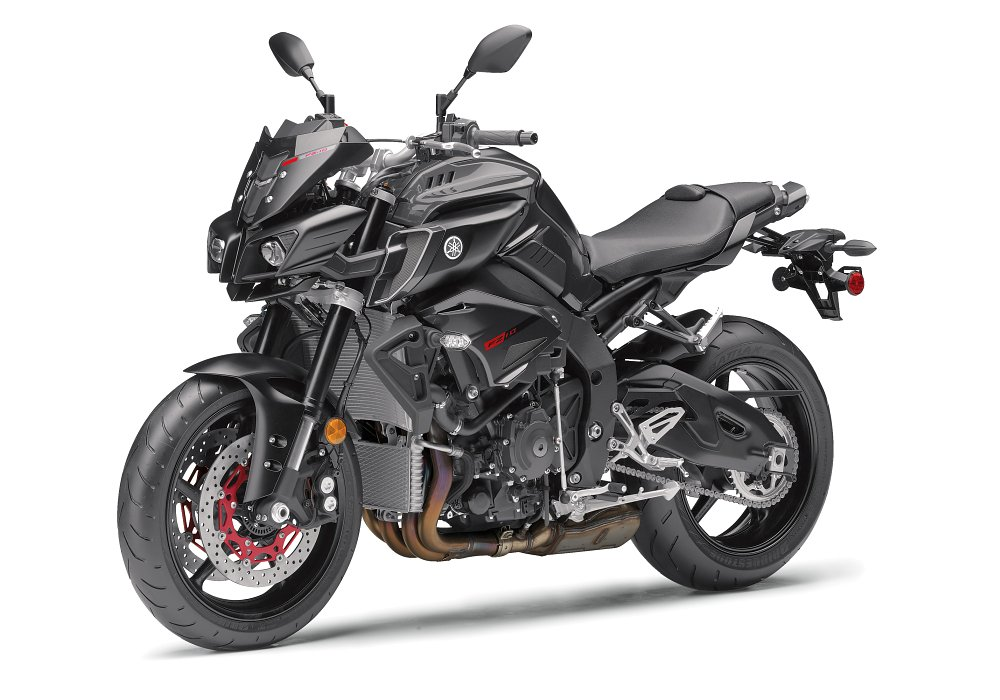 2017 yamaha fz 10 first ride review revzilla. Black Bedroom Furniture Sets. Home Design Ideas