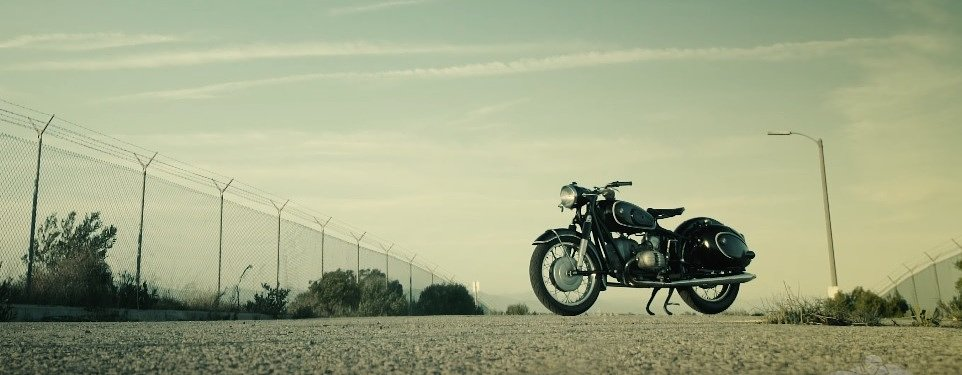 Video: Restoring the motorcycle that changed his life