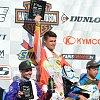 Wiles_podium