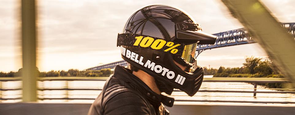 Bell Moto 3 first ride: A dirty-looking street helmet