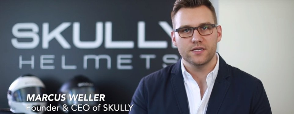 Lawsuit accuses Skully co-founders of looting company