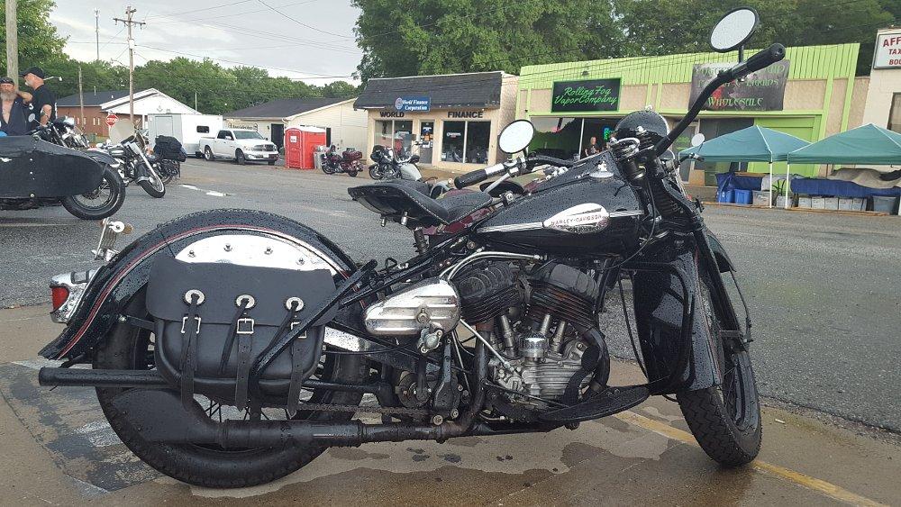 Harley-Davidson W series