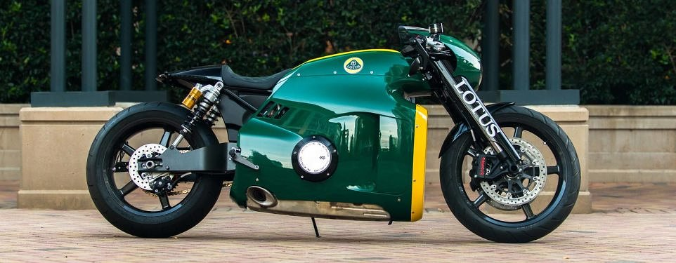 Lotus C-01: A used bike for the economic one percent
