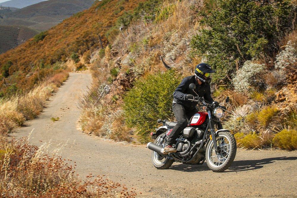 Spurgeon Dunbar Yamaha SCR950