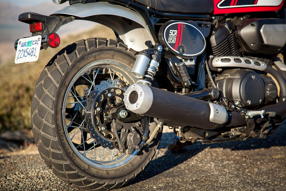 Bridgestone Trail Wings Yamaha SCR950