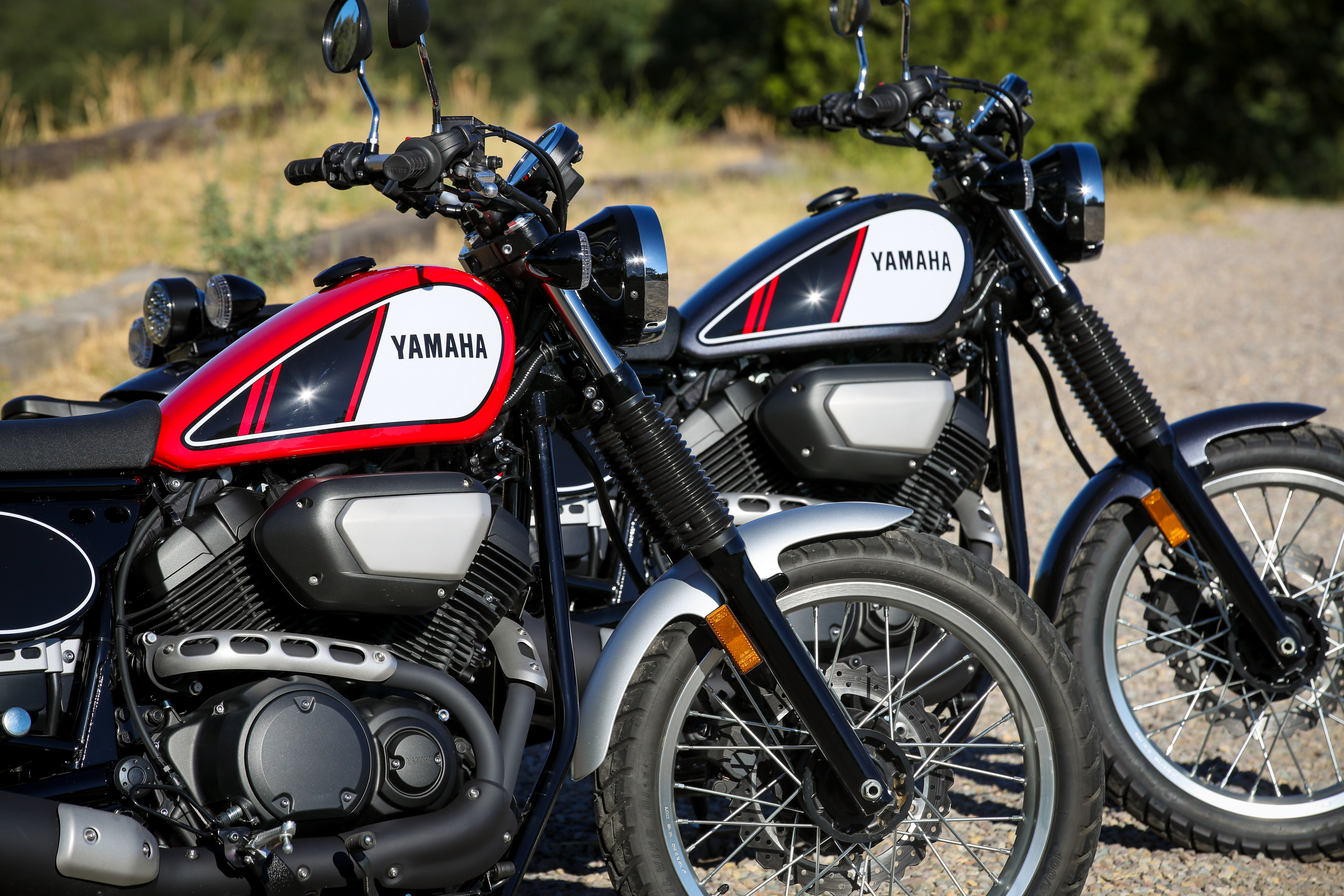 2017 Yamaha SCR950 First Ride Review