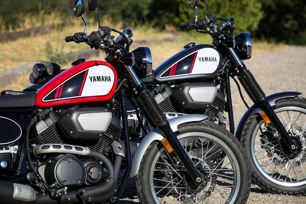 ]Yamaha SCR950