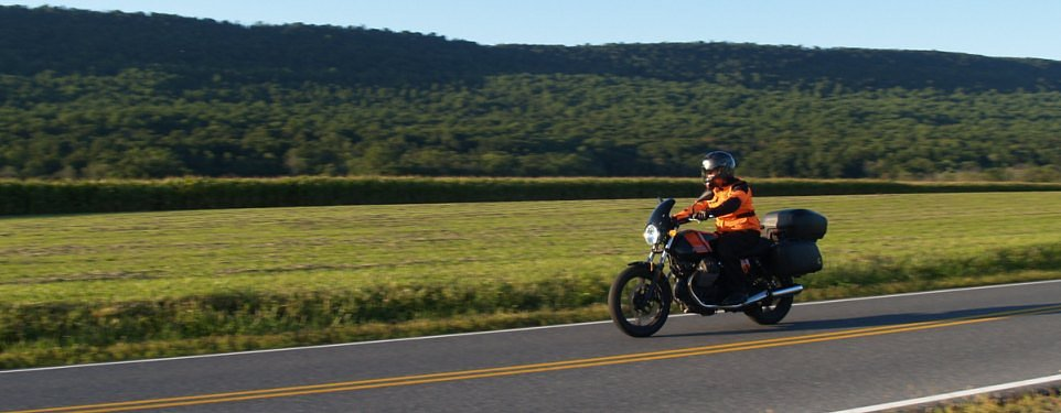 My three simple rules for an epic motorcycle tour