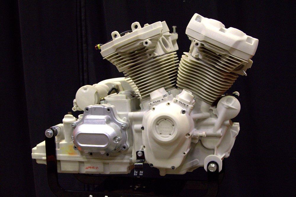 Plastic motor