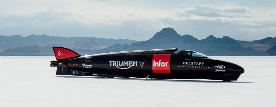 Why this may be the last chance at 400 mph at Bonneville
