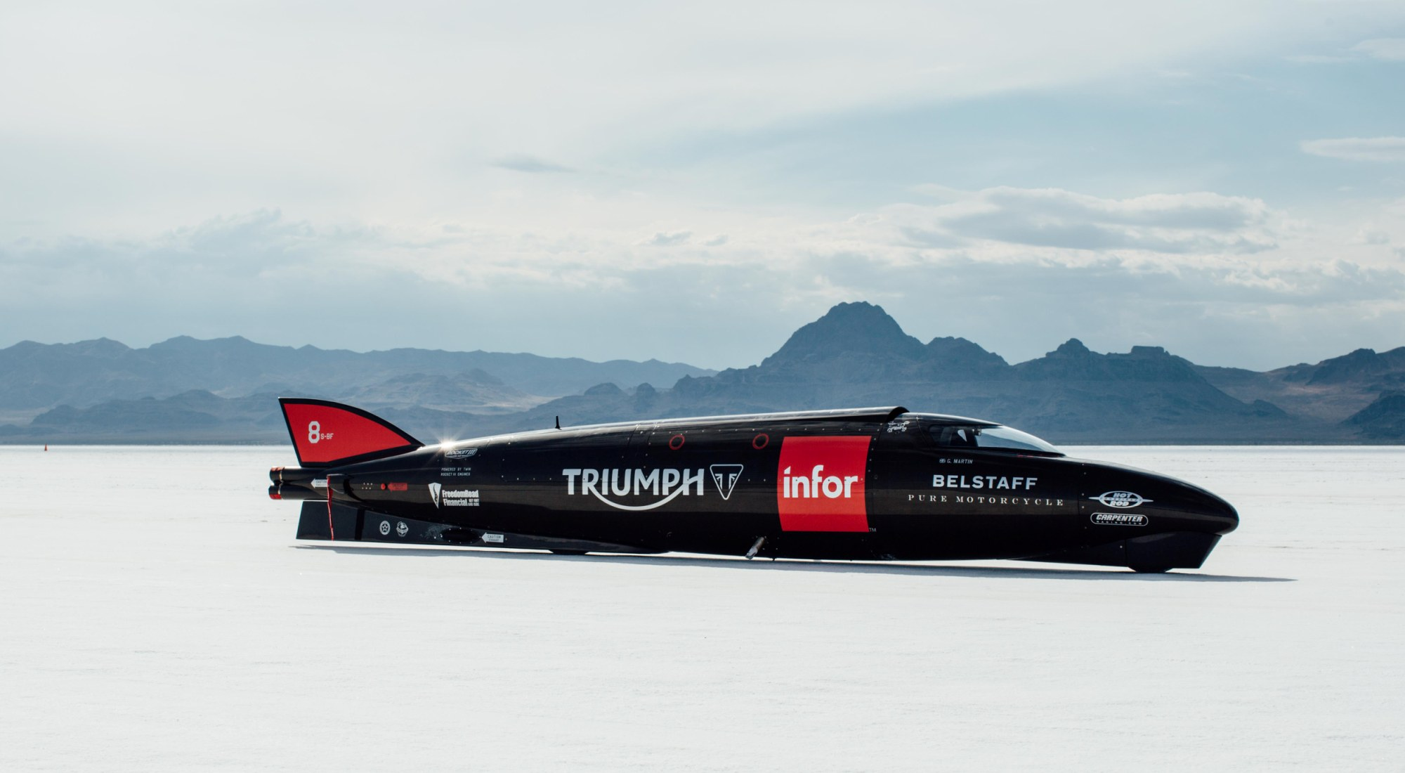 why this may be the last chance at 400 mph at bonneville - revzilla