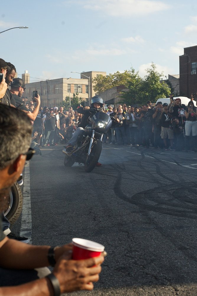 Indian Larry Block Party Anchors Motorcycle Week In