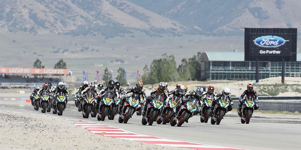 KTM RC Cup in MotoAmerica