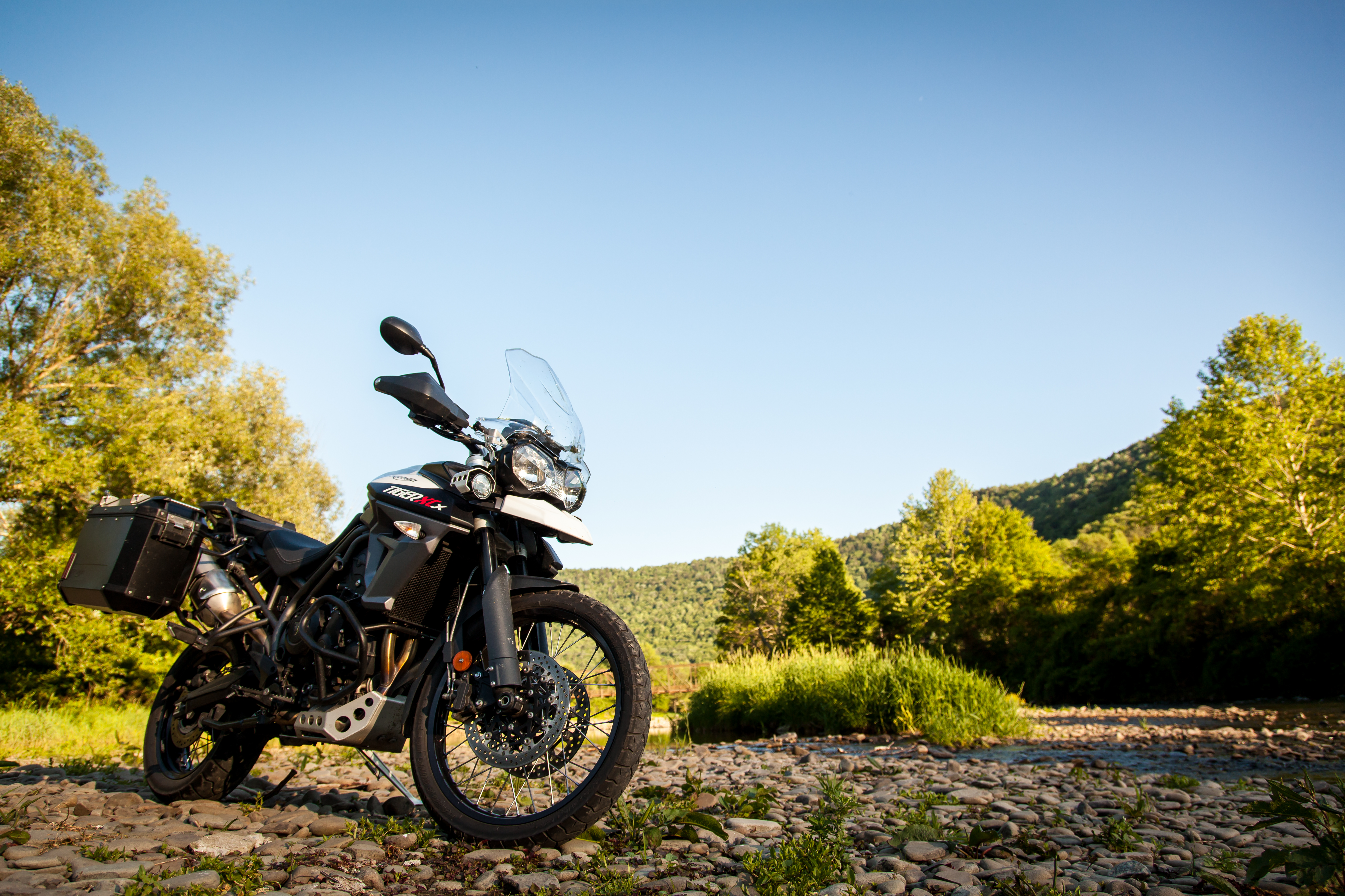 A year of the Tiger: Long-term abuse of a Triumph Tiger 800 XCx