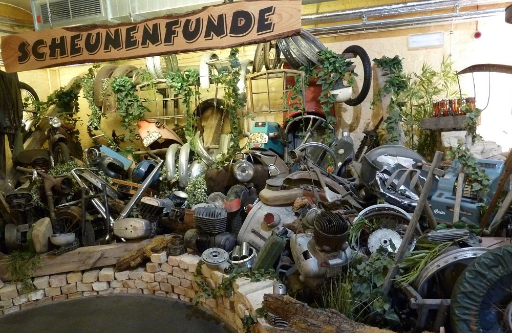 museum 'barn finds'
