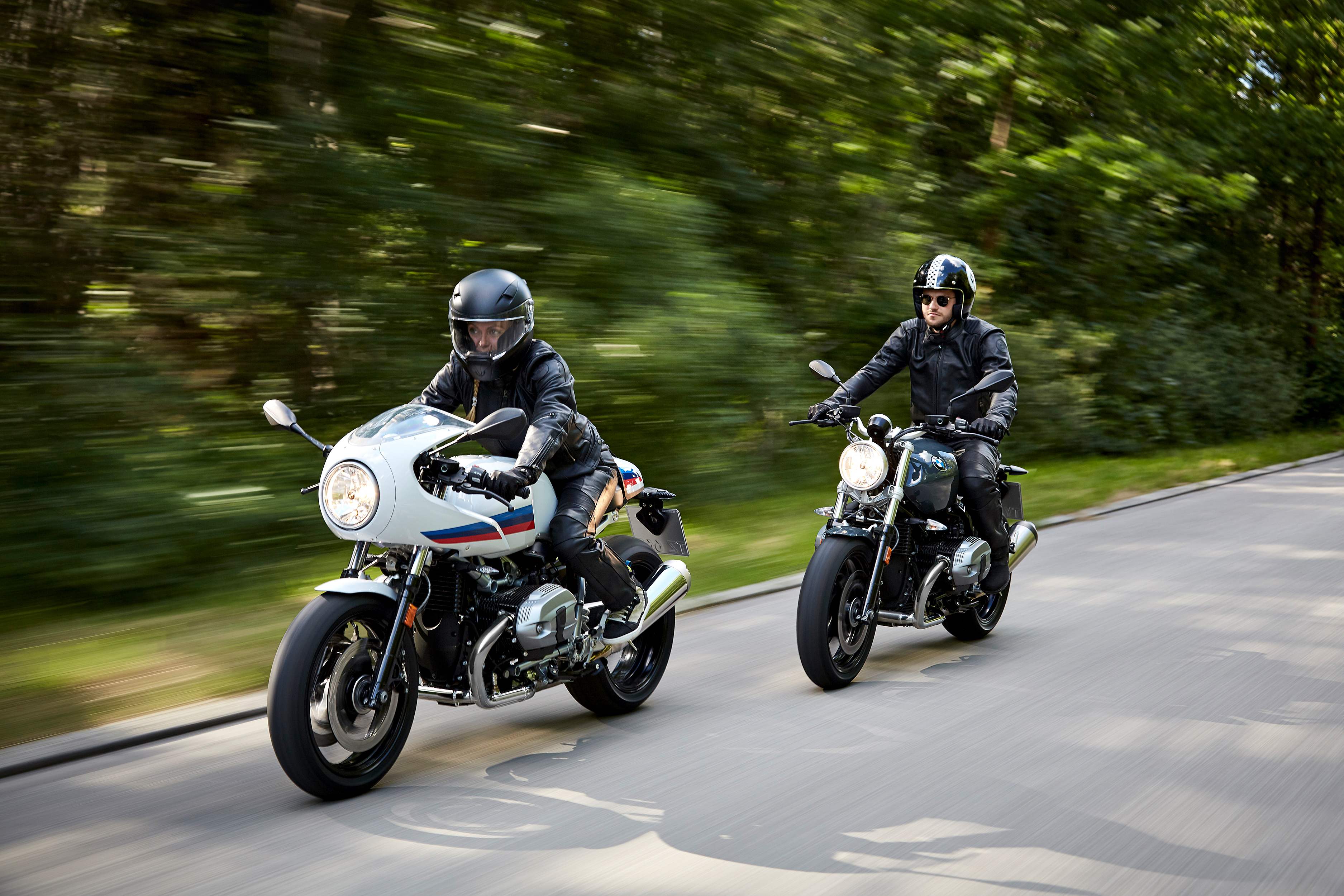 Bmw Announces 2017 R Ninet Racer And Pure Revzilla