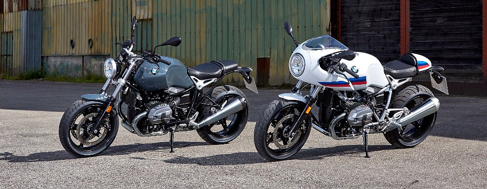 BMW announces 2017 R nineT Racer and Pure