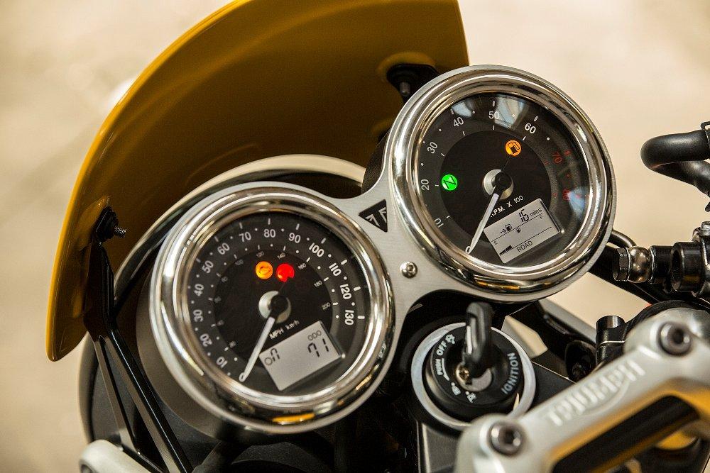 Street Cup gauges