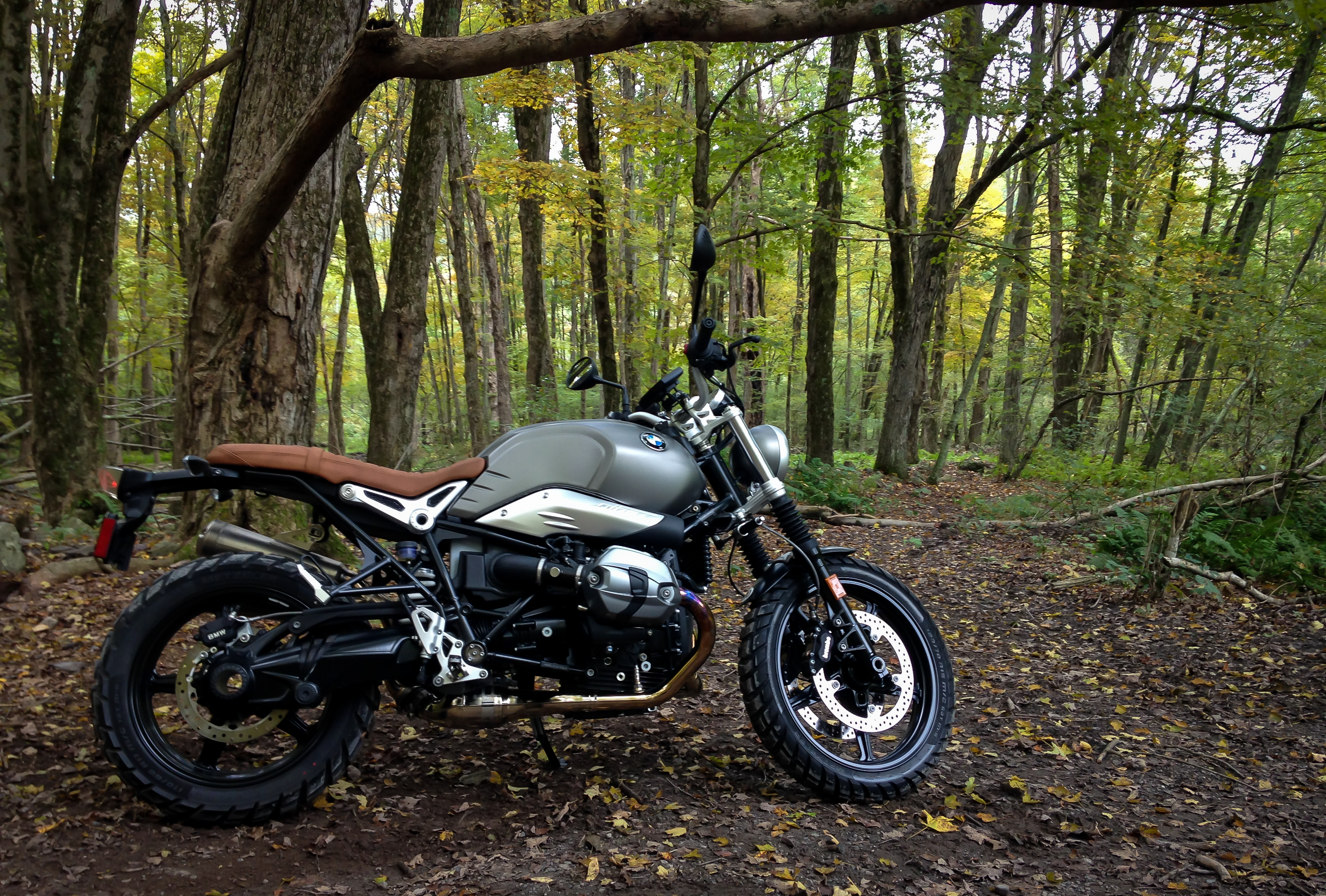 2017 BMW R NineT Scrambler First Ride Review