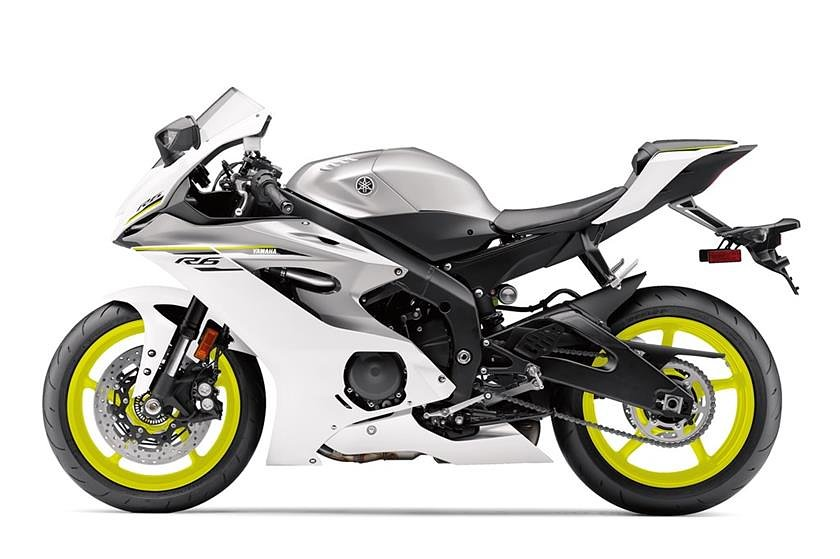 2017 yamaha yzf r6 first look revzilla. Black Bedroom Furniture Sets. Home Design Ideas