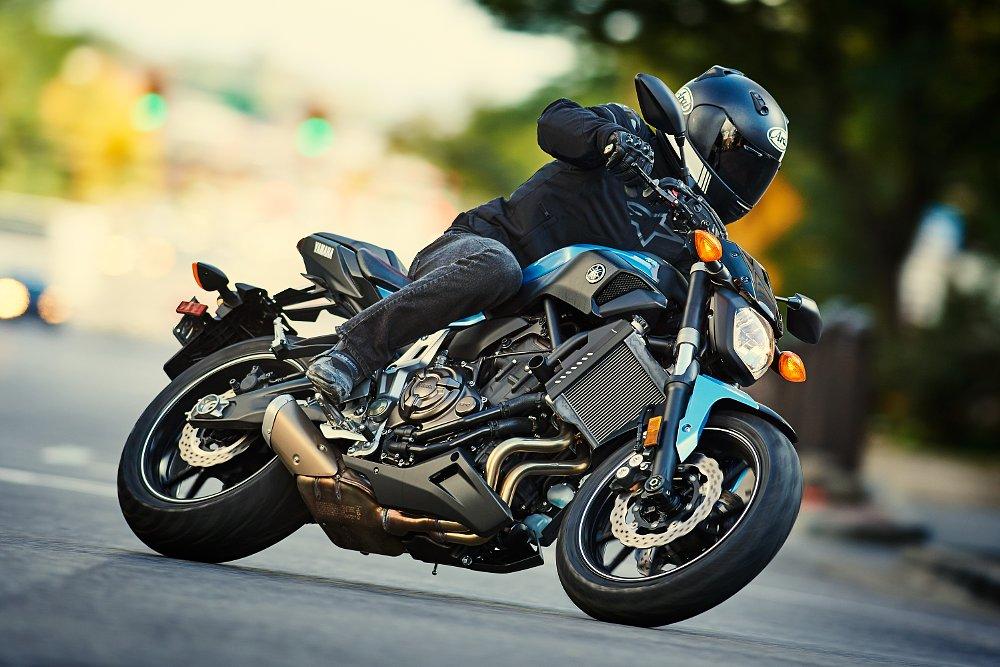 2017 Yamaha FZ-09 Review: First Ride