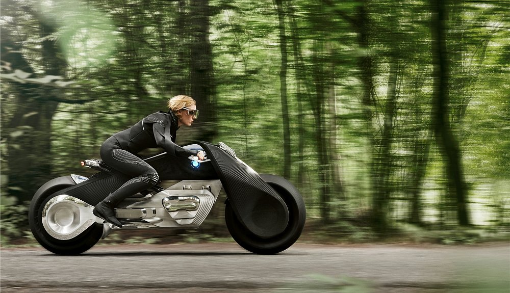 BMW future motorcycle
