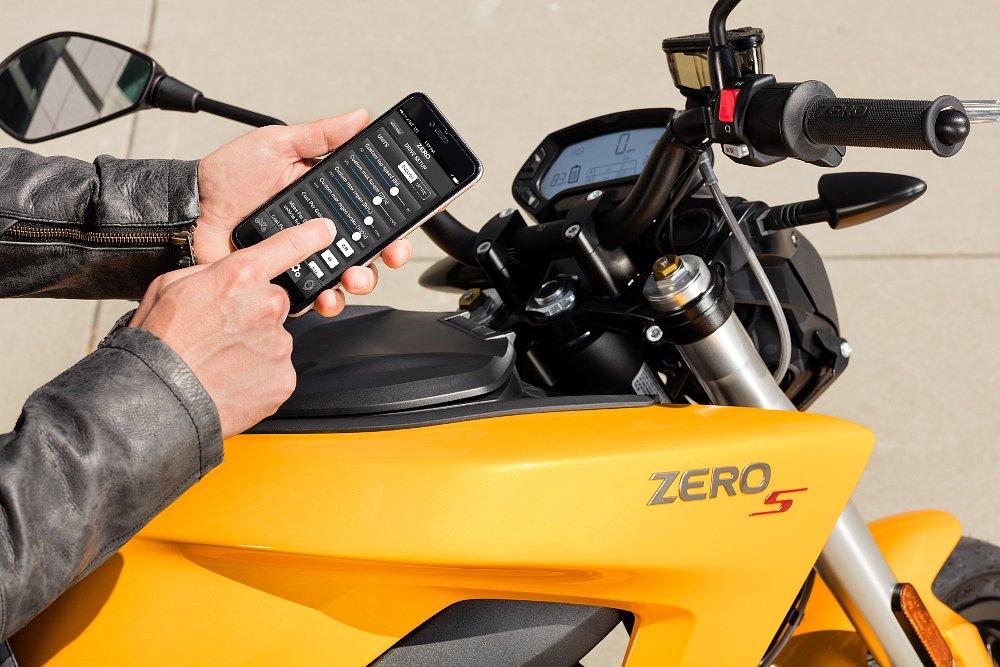 Zero mobile app