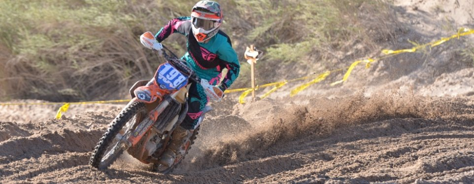Why one of the fastest women on dirt is leaving MX to go back to the woods