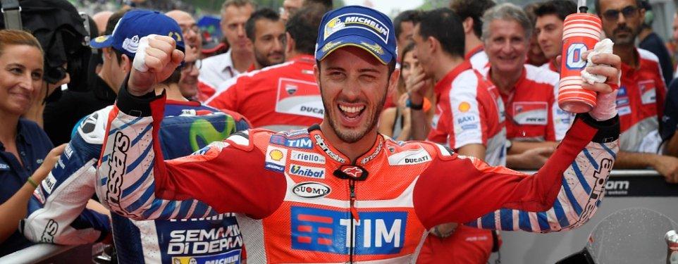 Nine winners in MotoGP: The era of the aliens is over
