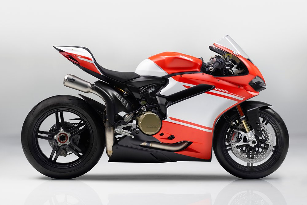 2017 Ducati 1299 Superleggera