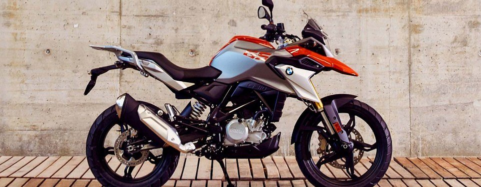 2017 BMW G 310 GS: Another small ADV option