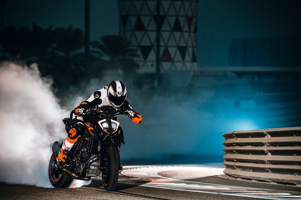 Ktm Super Duke R Suspension Settings