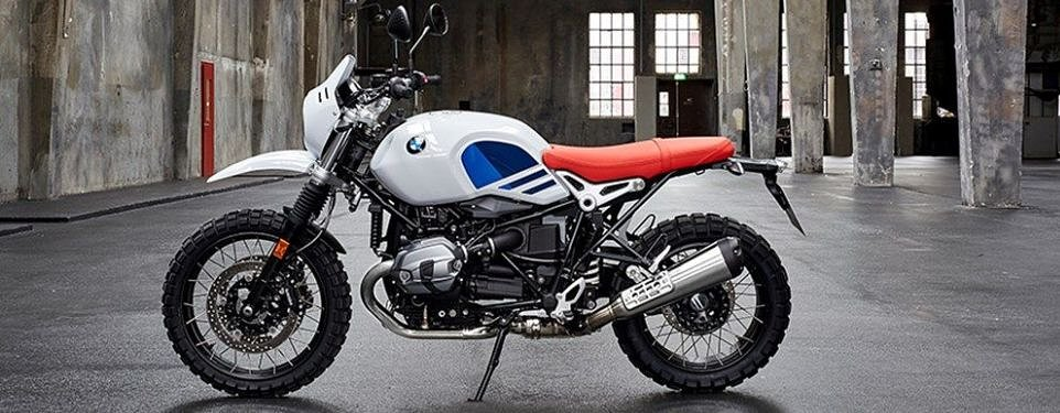 2017 BMW R nineT Urban G/S pays homage to the original ADV bike