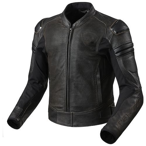 REV'IT Akira Air Vintage leather jacket