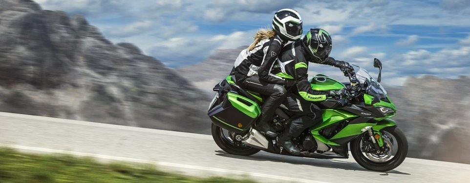 A smaller Versys, a smarter Ninja, and other green surprises