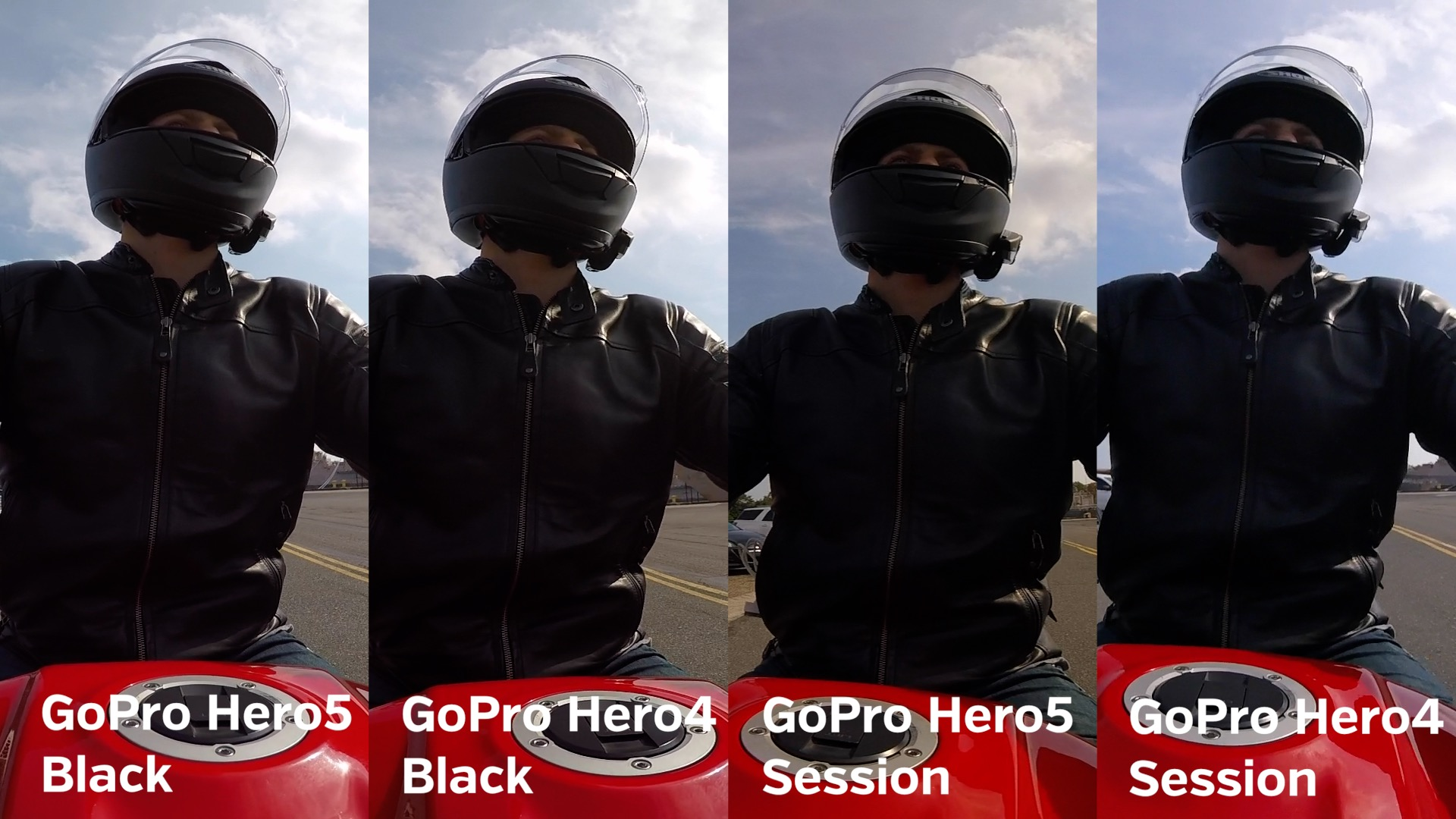 Video GoPro Hero5 Black And Session Review