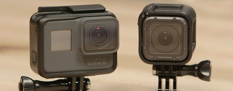 Video: GoPro Hero5 Black and Hero5 Session review
