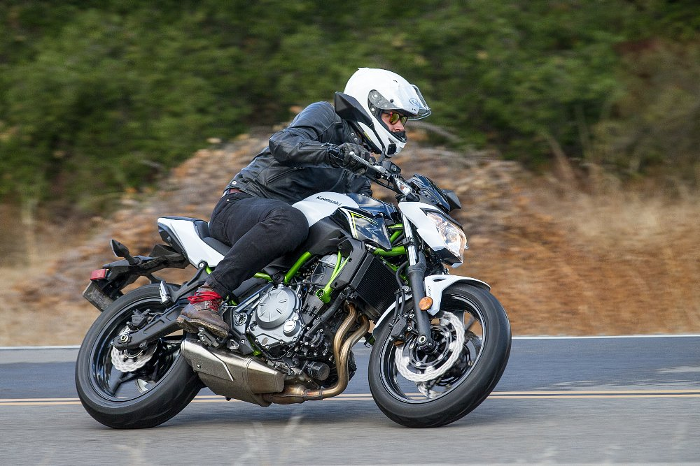 2017 kawasaki z650 first ride review - revzilla