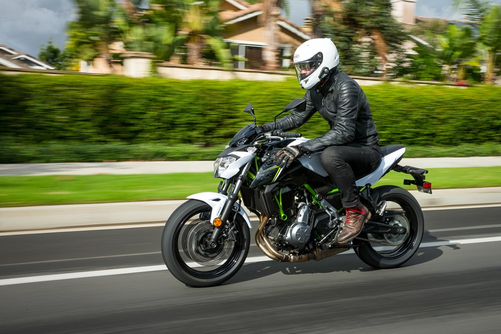 2017 Kawasaki Z650 First Ride Review Spurgeon Dunbar