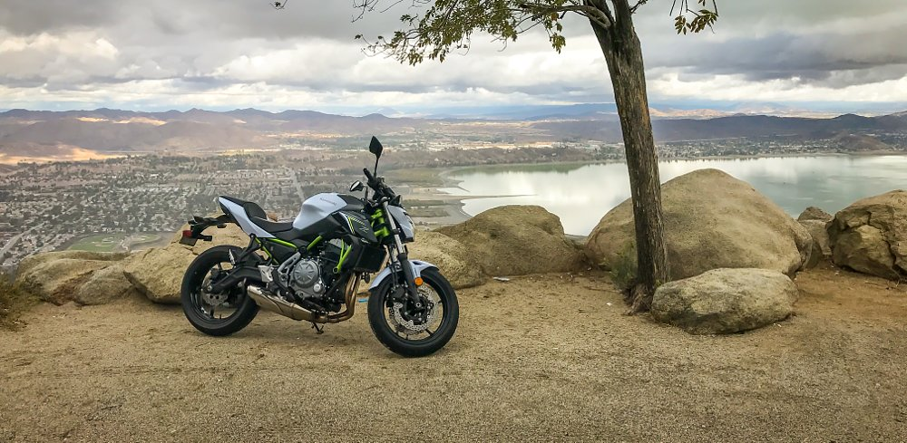 2017 Kawasaki Z650 first ride review