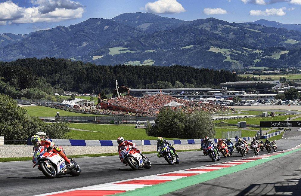 MotoGP in Austria