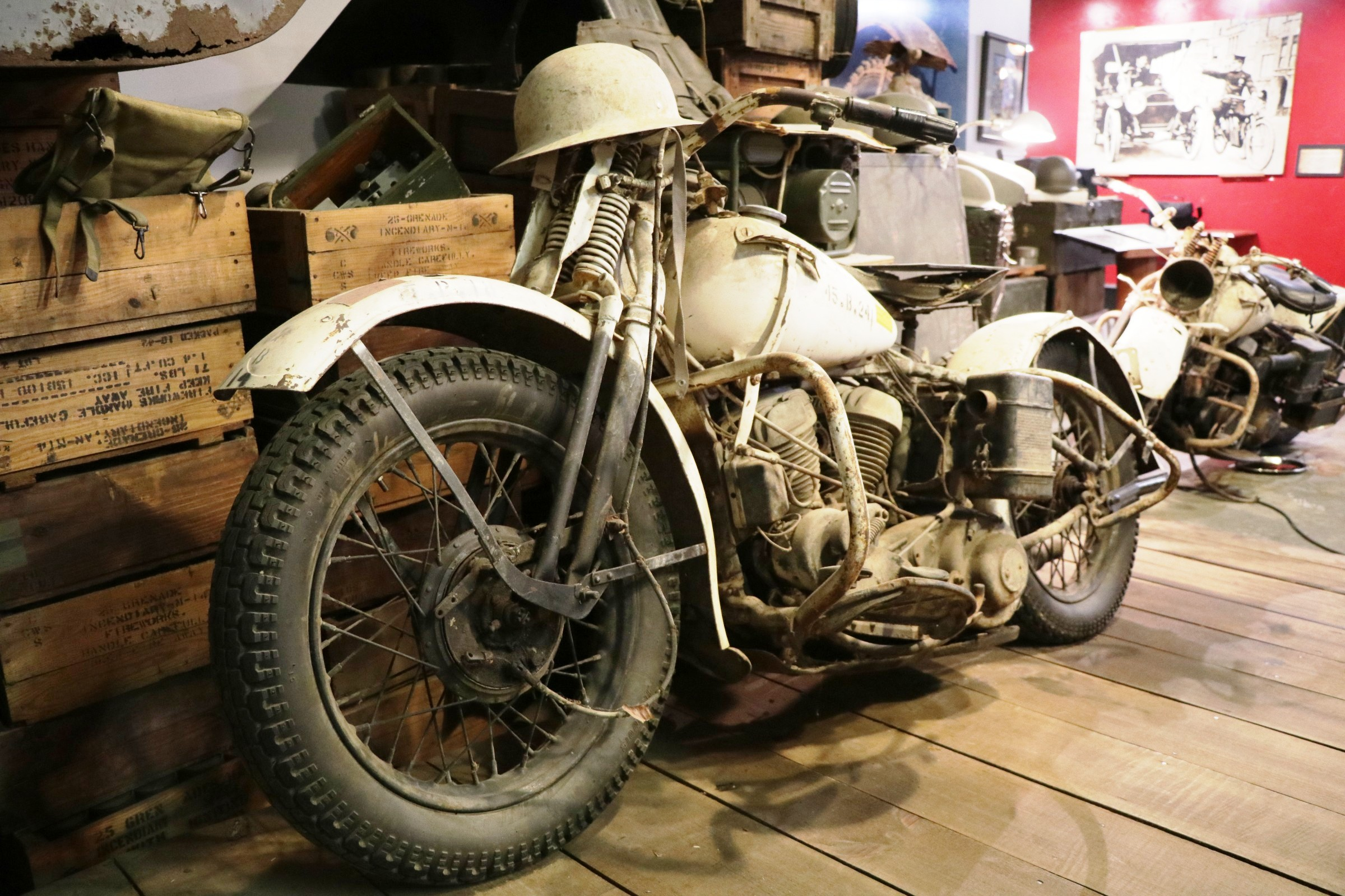 My five favorite motorcycles at Wheels Through Time Museum RevZilla