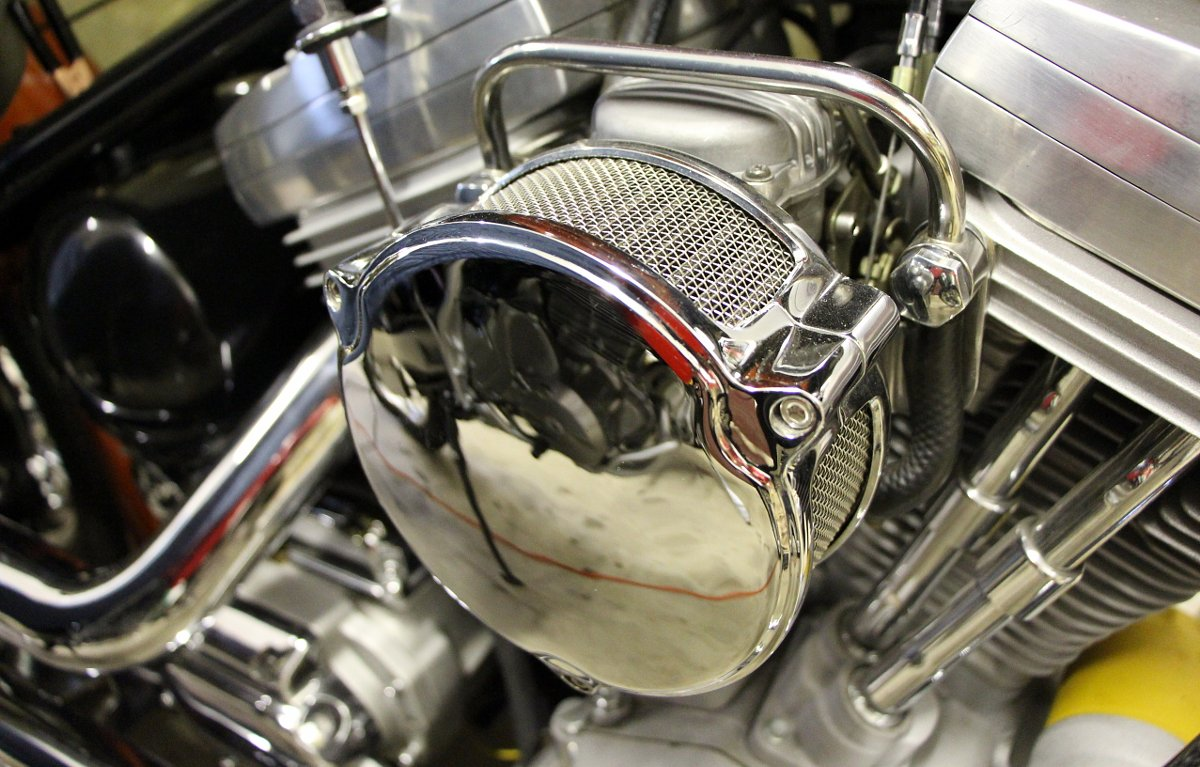 Why things are the way they are: Why Harleys leak - RevZilla