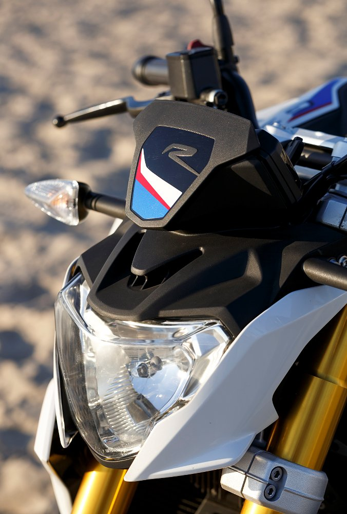 BMW G 310 R headlight