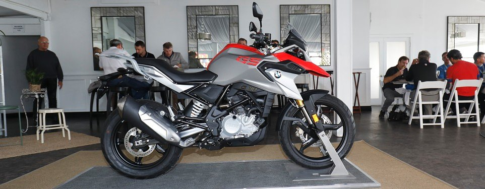 BMW G 310 GS: Is it an adventure motorcycle?