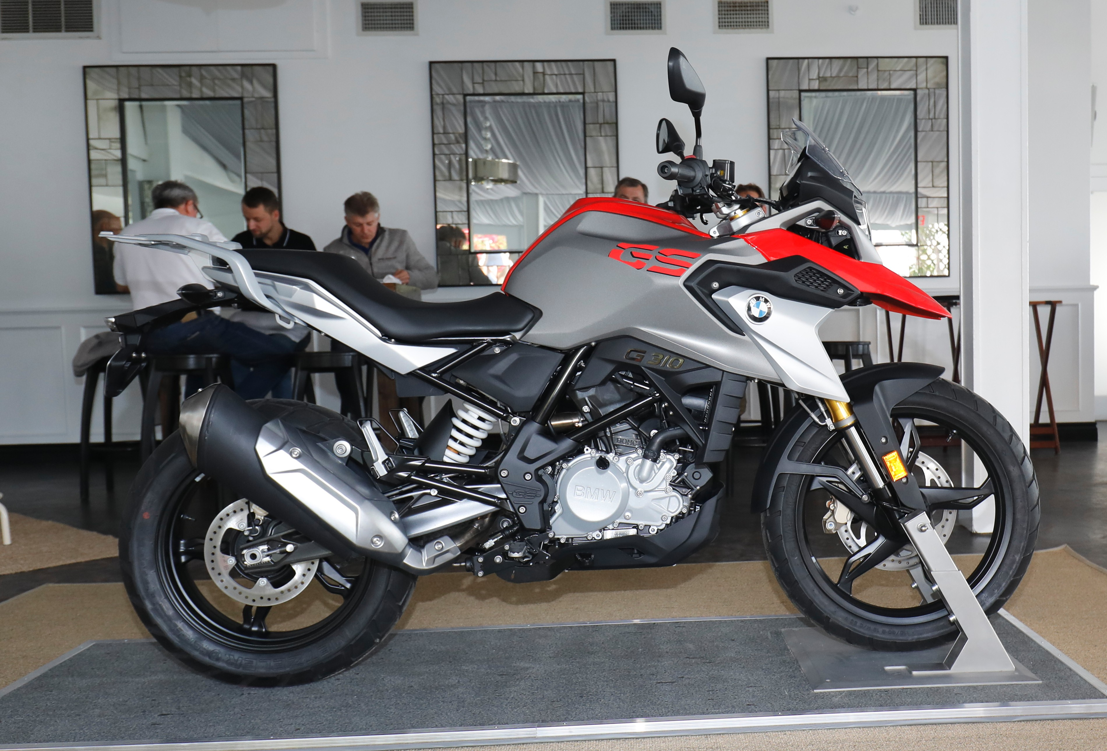 Bmw G 310 Gs Is It An Adventure Motorcycle Revzilla