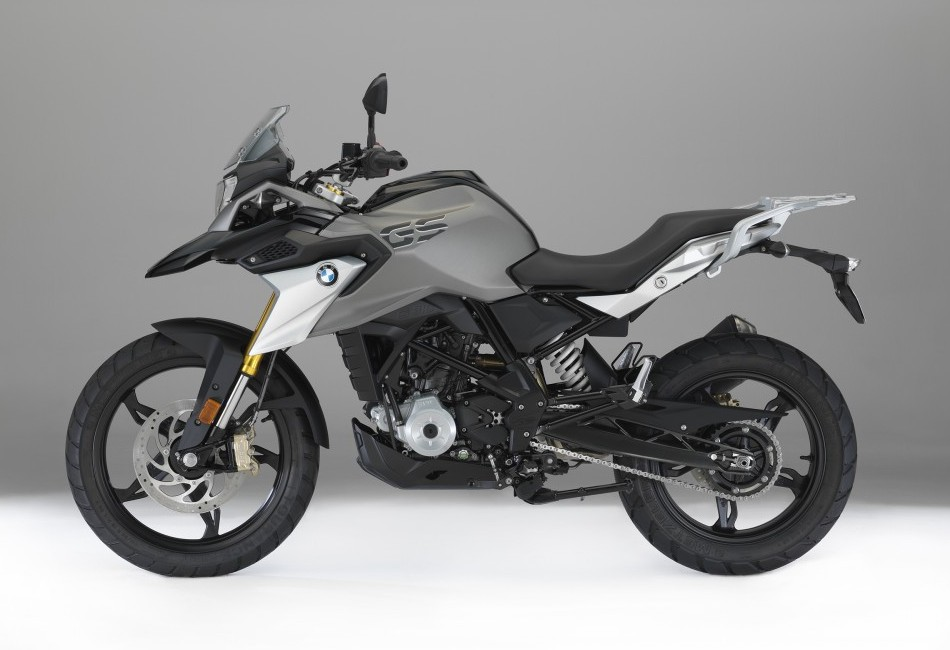 BMW G 310 GS Is It An Adventure Motorcycle