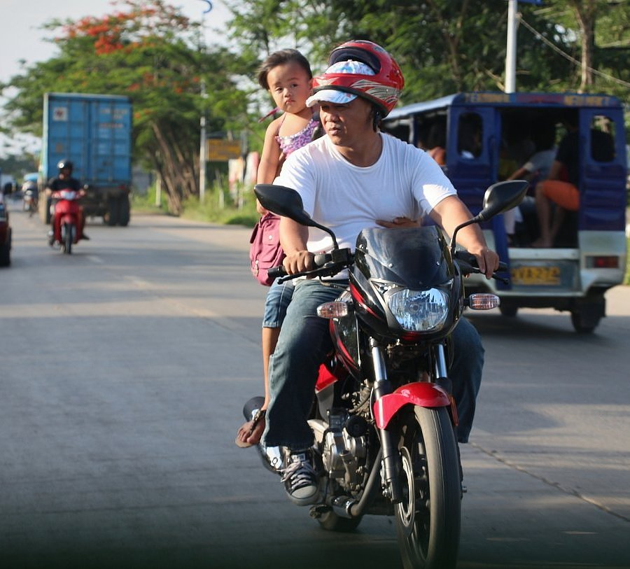motorcycle in the Philippines