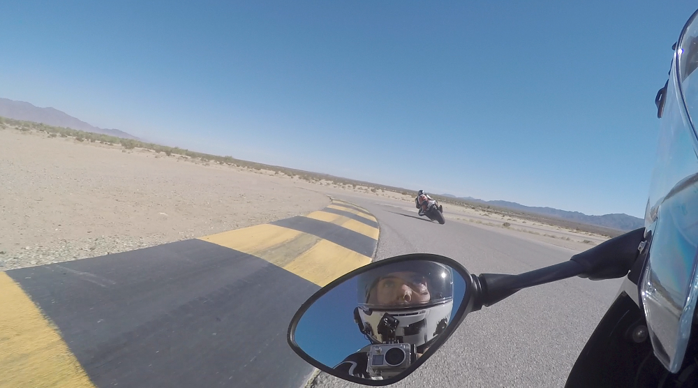 BMW S 1000 RR at Chuckwalla Valley Raceway