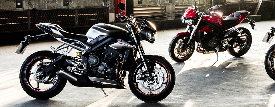 First look: Triumph Street Triple 765